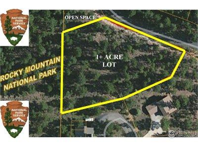Estes Park Residential Lots & Land For Sale: Char Del Ln