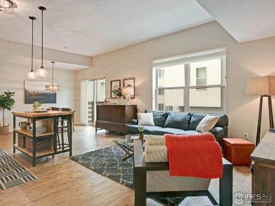 Fort Collins Condo/Townhouse For Sale: 204 Maple St #204