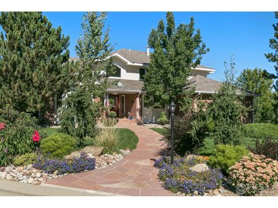 Longmont Single Family Home For Sale: 4149 Greens Pl