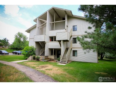 Fort Collins Condo/Townhouse For Sale: 1705 Heatheridge Rd #105