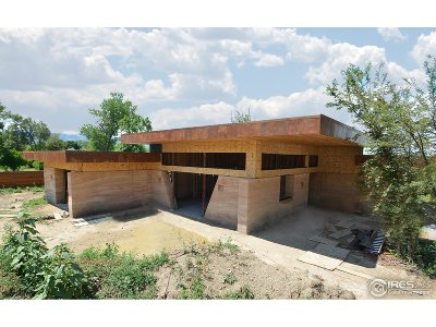 Boulder CO Single Family Home For Sale: $2,550,000