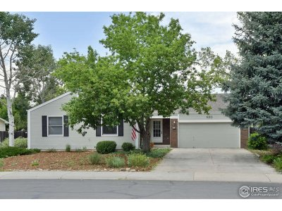 Fort Collins Single Family Home For Sale: 630 Wabash St