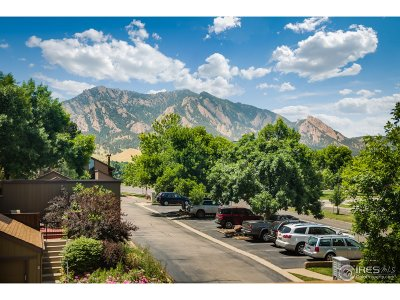 Boulder Condo/Townhouse For Sale: 4204 Greenbriar Blvd #45