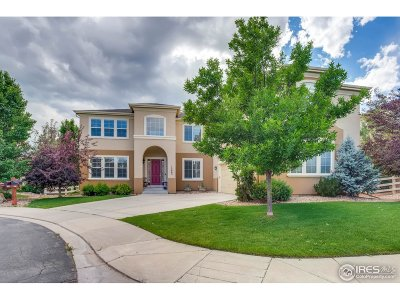 Broomfield Condo/Townhouse For Sale: 13985 Pinehurst Cir