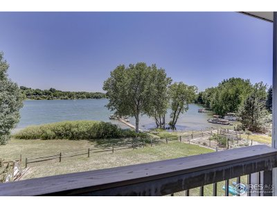 Fort Collins Condo/Townhouse For Sale: 3512 Terry Point Dr