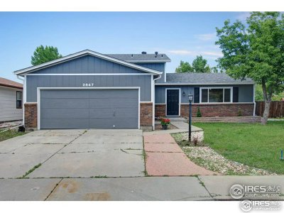 Loveland Single Family Home For Sale: 2847 SW 6th St