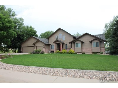 Loveland Single Family Home For Sale: 3315 Golden Eagle Dr