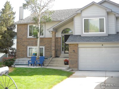 Broomfield Single Family Home For Sale: 1631 Emerald St