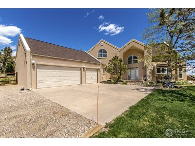 Fort Collins Single Family Home For Sale: 5315 Overhill Dr