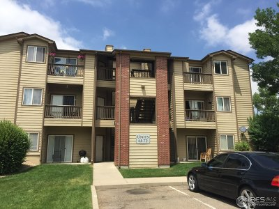 Longmont Condo/Townhouse For Sale: 50 19th Ave #72