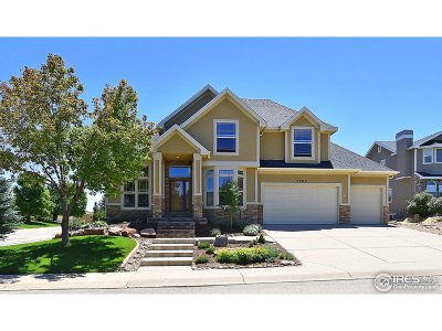 Greeley Single Family Home For Sale: 7502 Plateau Rd