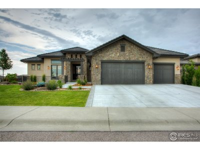 Timnath Single Family Home For Sale: 3876 Valley Crest Dr