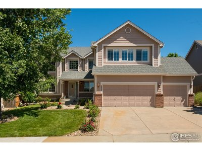 Broomfield Single Family Home For Sale: 6296 W 98th Dr
