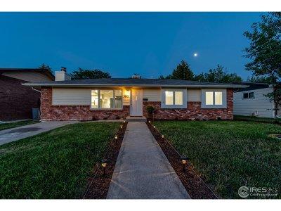 Loveland Single Family Home For Sale: 1612 Diana Dr