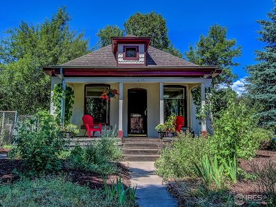 Single Family Home For Sale: 239 N Grant Ave