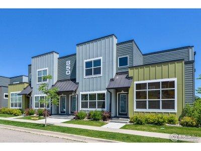 Condo/Townhouse For Sale: 850 Baum St #B