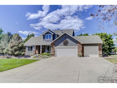 Single Family Home For Sale: 5050 N Hathaway Ln