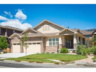 Arvada Single Family Home For Sale: 8459 Rogers Loop