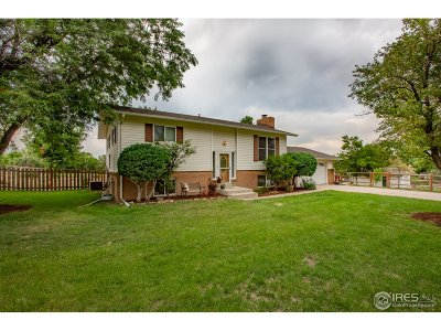 Berthoud Single Family Home For Sale: 1304 River Glen Way