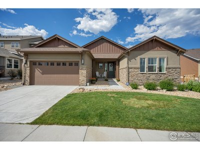 Arvada Single Family Home For Sale: 17557 W 87th Ave