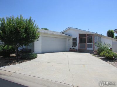 Fort Collins Single Family Home For Sale: 810 Sunchase Dr
