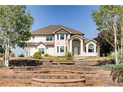Longmont Single Family Home For Sale: 16125 Summit Peaks Dr