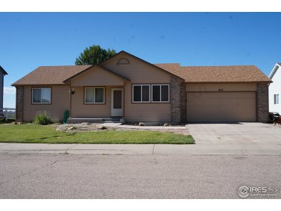 Eaton Single Family Home For Sale: 805 E 4th St Rd