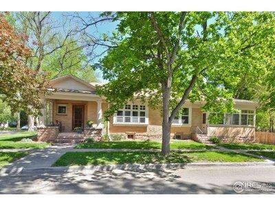 Longmont Single Family Home For Sale: 1250 Carlton Pl
