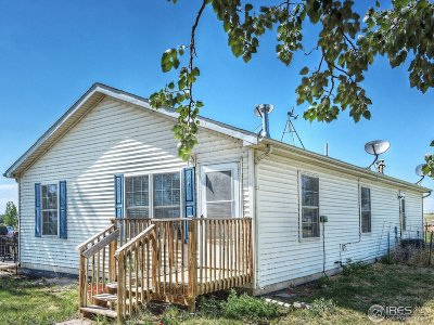 Fort Lupton Single Family Home For Sale: 14741 County Road 10