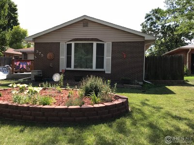 Broomfield Single Family Home For Sale: 375 Main St