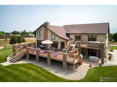 Berthoud Single Family Home Active-First Right: 3005 Pheasant Run