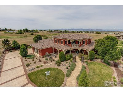 Weld County Single Family Home For Sale: 2430 Links Pl