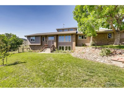 Loveland Single Family Home For Sale: 8419 Coyote Run
