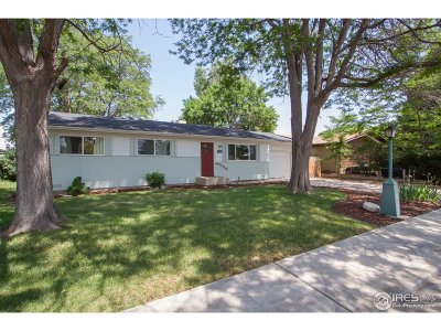 Longmont Single Family Home For Sale: 124 Mumford Ave