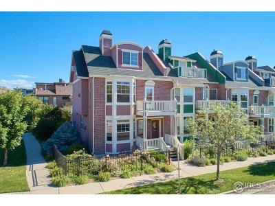 Boulder Condo/Townhouse For Sale: 611 Dakota Blvd