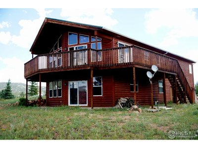 Red Feather Lakes Single Family Home For Sale: 79 Tami Rd