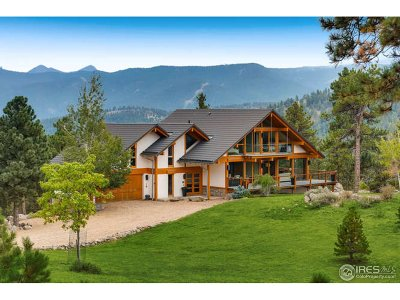 Boulder CO Single Family Home For Sale: $1,890,000