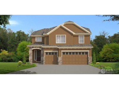 Severance Single Family Home For Sale: 1886 Vista Plaza St