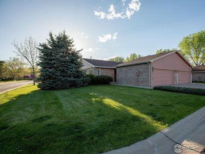 Fort Collins Condo/Townhouse For Sale: 1531 W Swallow Rd #15