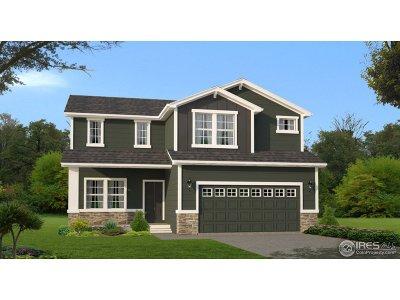 Berthoud Single Family Home For Sale: 2464 Barela Dr