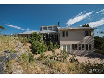 Estes Park CO Single Family Home For Sale: $539,000