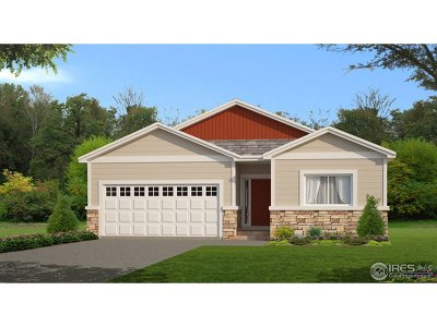 Berthoud Single Family Home For Sale: 2452 Barela Dr