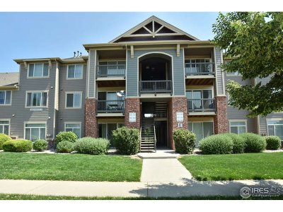 Fort Collins Condo/Townhouse For Sale: 2450 Windrow Dr #107