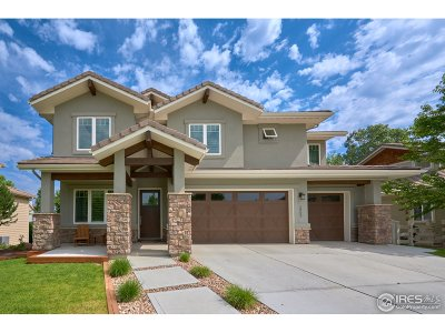 Longmont Single Family Home For Sale: 2003 Hollyhock Ct