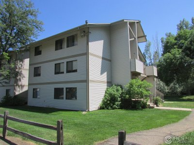 Fort Collins Condo/Townhouse For Sale: 1705 Heatheridge Rd