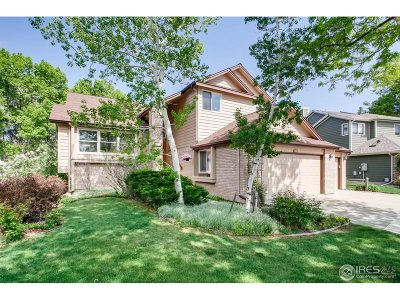 Single Family Home For Sale: 5308 Castle Pines Ct