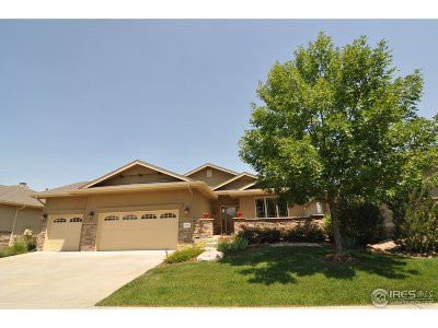 Windsor Single Family Home For Sale: 6578 Pumpkin Ridge Dr