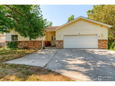 Loveland Single Family Home For Sale: 634 W 10th St