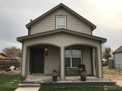 Greeley Single Family Home For Sale: 414 14th St