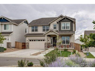 Berthoud Single Family Home For Sale: 2846 Cooperland Blvd